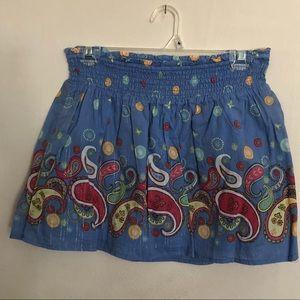 Girls skirt with undershorts